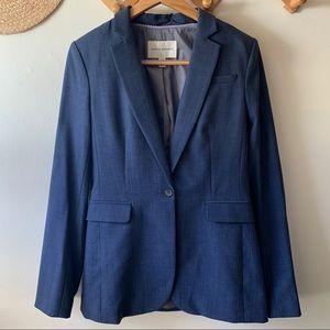 Blue Banana Republic Wool Blazer